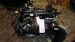 Двигатель в сборе. Subaru Bistro