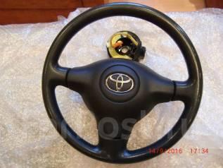 Руль. Toyota Funcargo, NCP20 Двигатель 2NZFE