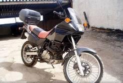 Suzuki DR 650. 650 куб. см., исправен, птс, с пробегом