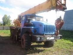 Ивановец КС-35714. Кран Урал Ивановец, 16 000 кг., 18 м.