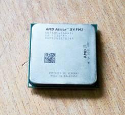 AMD Athlon II X4 760K 3.8Ghz(up to 4.1Ghz) x 4 (FM2/FM2+, 4Mb) для ПК