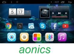 "Магнитола Универсальная на Android 4.4/wi-fi/GPS/BT/7""4ядра (1024-600)"