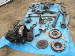 Механическая коробка переключения передач. Mitsubishi GTO, Z15A, Z16A