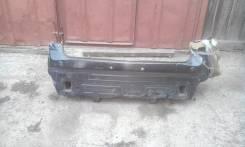 Задняя часть автомобиля. Volkswagen Tiguan