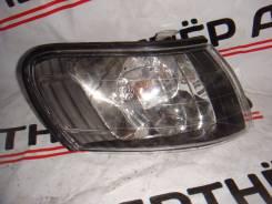Габарит правый Toyota Corolla 97-02 AE104 черный хрусталь ST21215D8