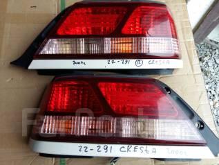 Стоп-сигнал. Toyota Cresta, JZX105, JZX100, JZX101, GX100 Двигатели: 1JZGTE, 2JZGE, 1JZGE
