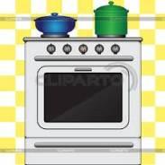 Возьму в дар кухонную печь