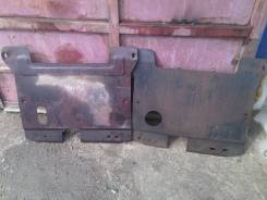 Защита двигателя. Daewoo Matiz