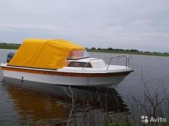 Yamaha Fish 17. длина 2,00м., двигатель подвесной, 60,00л.с., бензин