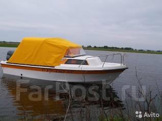 Yamaha Fish 17. длина 5,00м., двигатель подвесной, 60,00л.с., бензин
