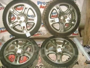 Комплект колес 17 5*100 + 215/45/17 зима. Отправка. ProAuto25 №32. 7.0x17 5x100.00
