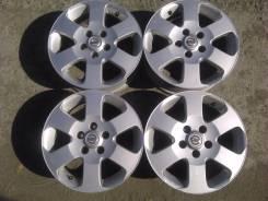 Nissan. 6.0x16, 5x114.30, ET47, ЦО 66,1мм.