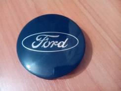 "Колпак литого диска FORD (54 мм). Диаметр Диаметр: 54"", 1 шт."