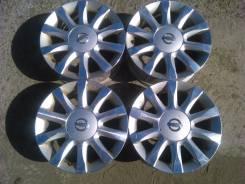 Nissan. 6.5x16, 5x114.30, ET50, ЦО 66,1мм.