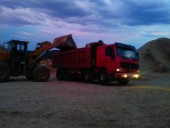 Howo. Хово 8*4, 371 куб. см., 35 000 кг.