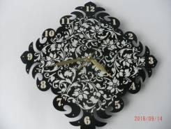 Часы , ручная работа