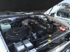 Двигатель в сборе. Toyota Land Cruiser, HDJ100 Двигатель 1HDFTE
