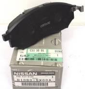 Колодки тормозные. Nissan Pathfinder, R51M Nissan Navara, D40M Nissan Murano, Z50, Z51, Z51R Двигатели: V9X, VQ40DE, YD25DDTI, VQ35DE, YD25
