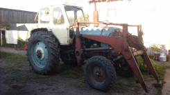 ЮМЗ 6. Продается трактор ЮМЗ-6, кунг, телега (рама Газ-53)