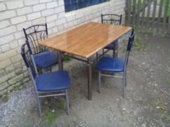 Комплекты 4 стула + стол. из Кафе