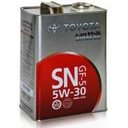 Toyota. Вязкость 5W-30, синтетическое. Под заказ