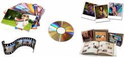 Сканирование и оцифровка фото и документов