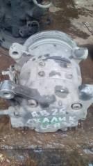 Компрессор кондиционера. Nissan Skyline, ECR33 Двигатель RB25DE