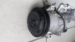 Компрессор кондиционера. Toyota Sienta, NCP81 Двигатель 1NZFE