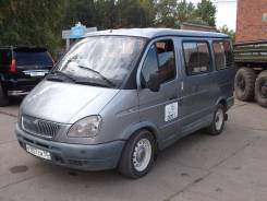 ГАЗ 2217 Баргузин. Продается баргузин, 2 285 куб. см., 10 мест