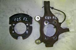 Кулак поворотный. Nissan Serena, C25, NC25, CNC25, CC25 Двигатель MR20DE