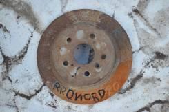 Диск тормозной. Toyota Pronard