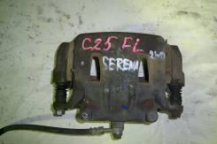 Суппорт тормозной. Nissan Serena, NC25, C25, CC25, CNC25 Nissan Leaf, ZE0 Двигатели: MR20DE, EM61