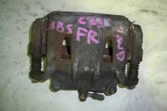 Суппорт тормозной. Nissan Serena, C25, NC25, CC25, CNC25 Nissan Leaf, ZE0 Двигатели: MR20DE, EM61