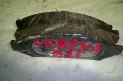 Колодка тормозная. Nissan Serena, C25, CNC25, NC25, CC25 Двигатель MR20DE