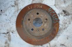 Диск тормозной. Toyota Harrier, MCU15, MCU15W