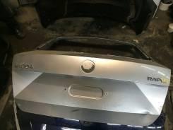 Крышка багажника. Skoda Rapid, NH3