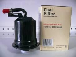 Фильтр топливный. Toyota: Mark II Wagon Qualis, Camry Gracia, Windom, Solara, Land Cruiser Prado, Camry, Avalon Двигатели: 1MZFE, 2MZFE, 2AZFE
