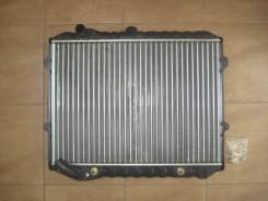 Радиатор охлаждения двигателя. Mitsubishi Pajero, V23W, V23C, V43W Mitsubishi Montero Двигатель 6G72
