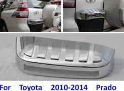 Рамка для крепления номера. Toyota Land Cruiser Prado