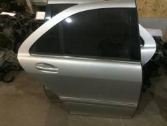 Дверь задняя правая  в сборе Серебро Mercedes Benz S W220