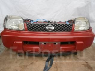 Ноускат. Nissan X-Trail, T30 Двигатель QR20DE