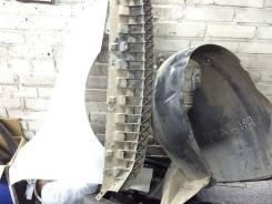 Защита двигателя. Skoda Octavia