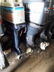 Tohatsu. 30,00л.с., 2х тактный, бензин, нога L (508 мм), Год: 1998 год