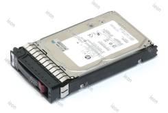 Жесткие диски 3,5 дюйма. 450 Гб, интерфейс SAS