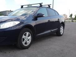 "Багажник ""LUX"" Renault Scenic II с аэро поперечиной"