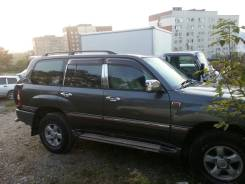 Toyota Land Cruiser. автомат, 4wd, 4.7 (230 л.с.), бензин, 300 000 тыс. км