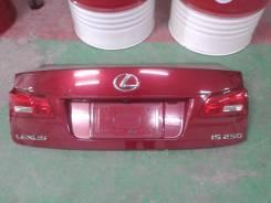 Крышка багажника. Lexus IS250, GSE25, GSE21