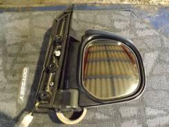 Зеркало заднего вида боковое. Mitsubishi Delica, PE8W