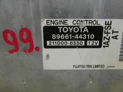 Блок управления двс. Toyota Nadia, ACN10 Toyota Gaia, ACM15G, SXM10G, ACM10, SXM15G, CXM10G, ACM10G Двигатель 1AZFSE