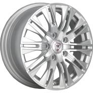 NZ Wheels F-57 6x15 5x105 ET 39 Dia 56.6 SF